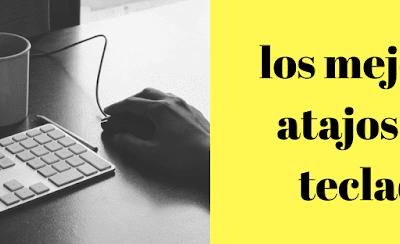 ❤  10 ATAJOS DEL TECLADO EN WINDOWS 10