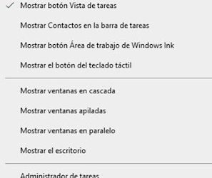 LA BARRA DE TAREAS NO SE OCULTA CUANDO VEO VIDEOS EN PANTALLA COMPLETA EN WINDOWS 10