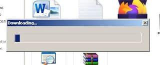 descargando archiovo