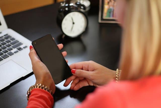 revisar anomalías en el celular